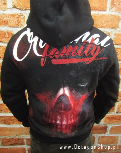 Bluza Octagon Criminal Family z kapturem