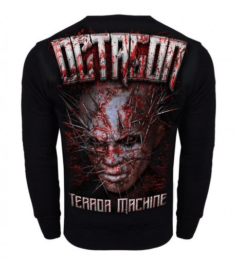 Bluza Octagon Terror Machine bez kaptura