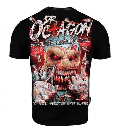 T-shirt Dr Octagon