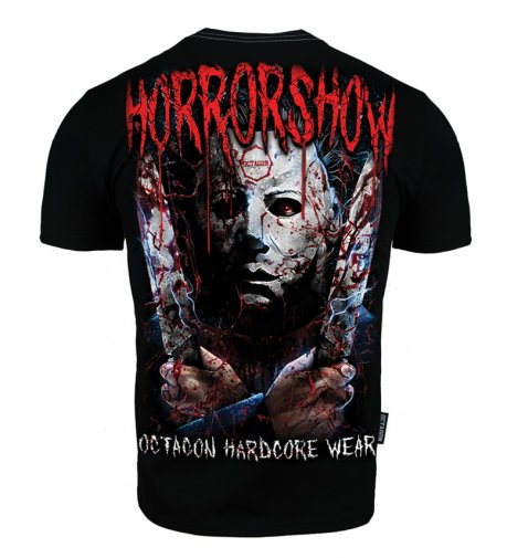 T-shirt Octagon Horror Show II