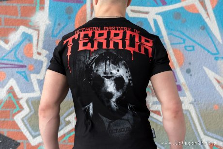T-shirt Octagon Masters of terror