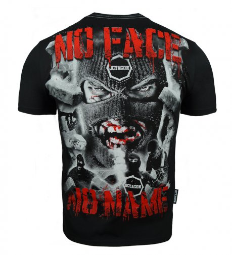 T-shirt Octagon No Face No Name