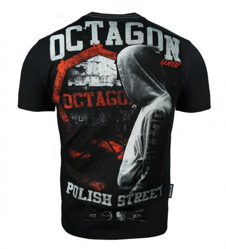 T-shirt Octagon Polish Street Wear