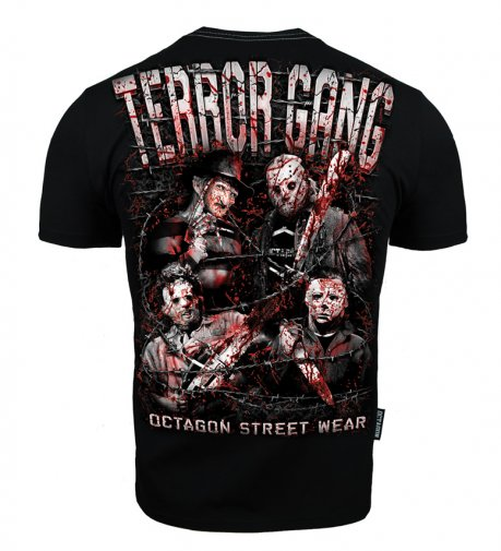 T-shirt Octagon Terror Gang