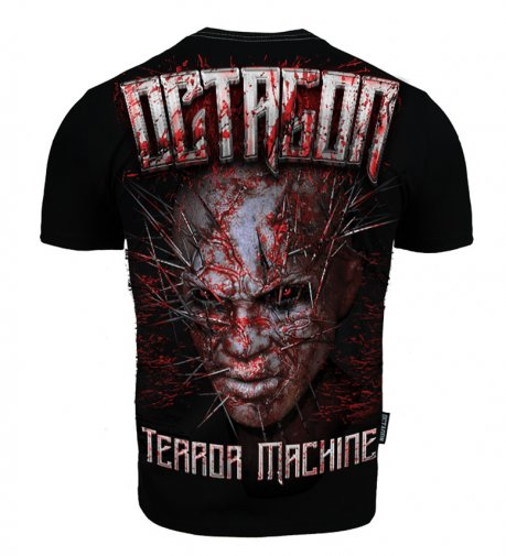 T-shirt Octagon Terror Machine