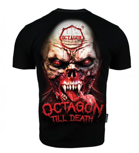 T-shirt Octagon Till Death