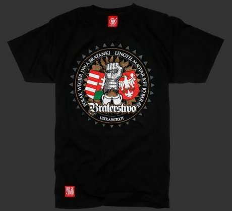 T-shirt Ultra Patriot Braterstwo