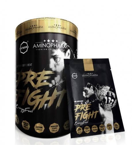 AminoPharm Octagon PreFight 600g