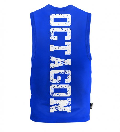 Bezrękawnik Octagon Fight Wear OCTAGON blue