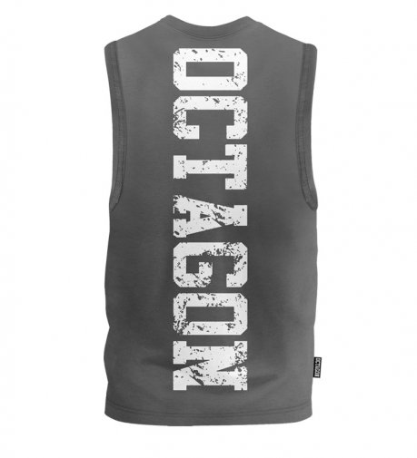 Bezrękawnik Octagon Fight Wear OCTAGON graphite