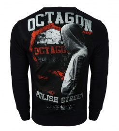 Bluza Octagon Polish Street Wear bez kaptura