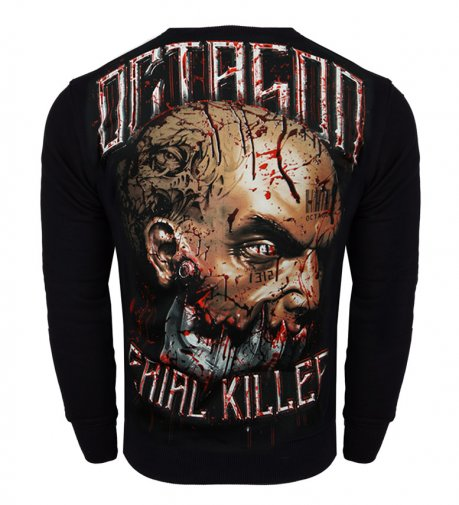 Bluza Octagon Serial Killer bez kaptura