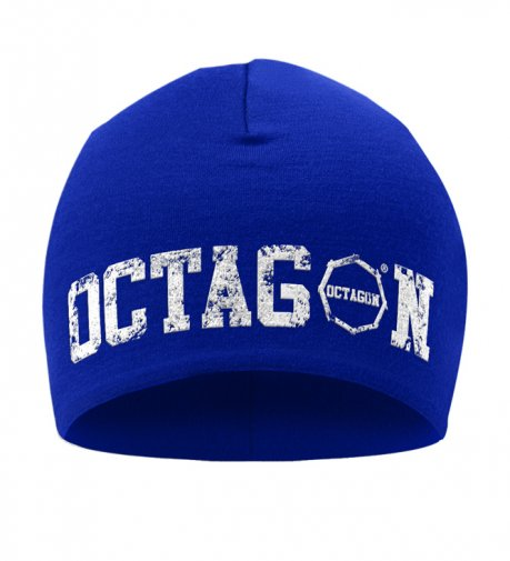 Czapka zimowa Octagon Caption blue