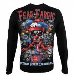 Longsleeve Męski Octagon Fear Fabric