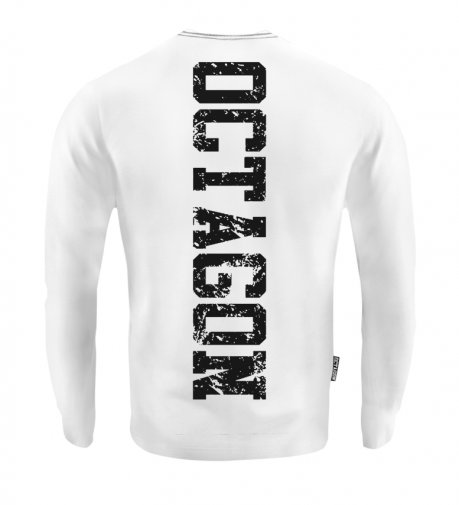 Longsleeve Męski Octagon Fight Wear white