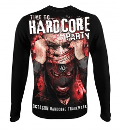 Longsleeve Męski Octagon Time To Hardcore Party