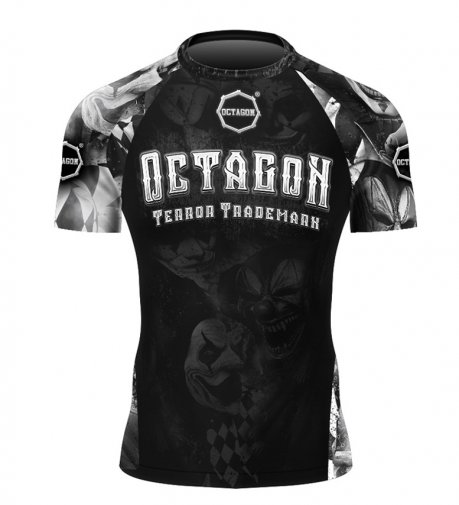 Rashguard Octagon Theatre of Terror