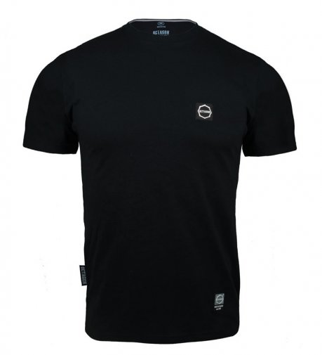 T-shirt Octagon Small Logo black