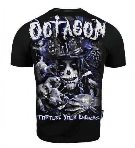 T-shirt Octagon Torture Your Enemies