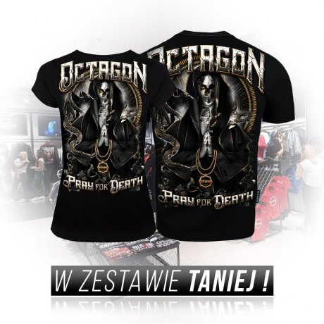 Zestaw T-shirtów Pray For Death